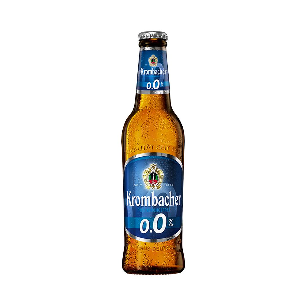 Krombacher Pils Alkoholfrei 330ml