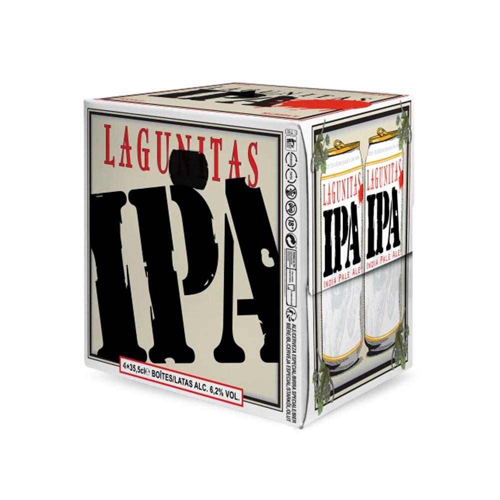 Lagunitas IPA 4-Pack 355ml Can