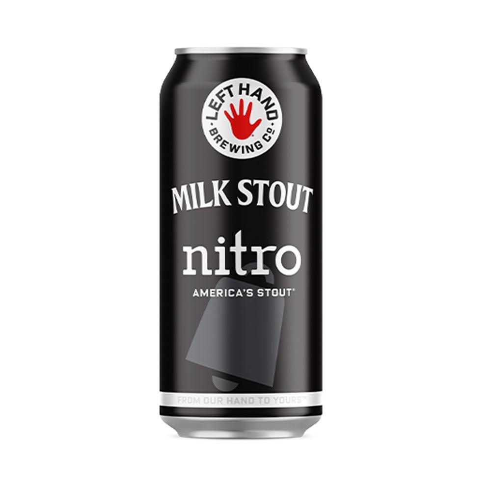 Left Hand Milk Stout Nitro 440ml