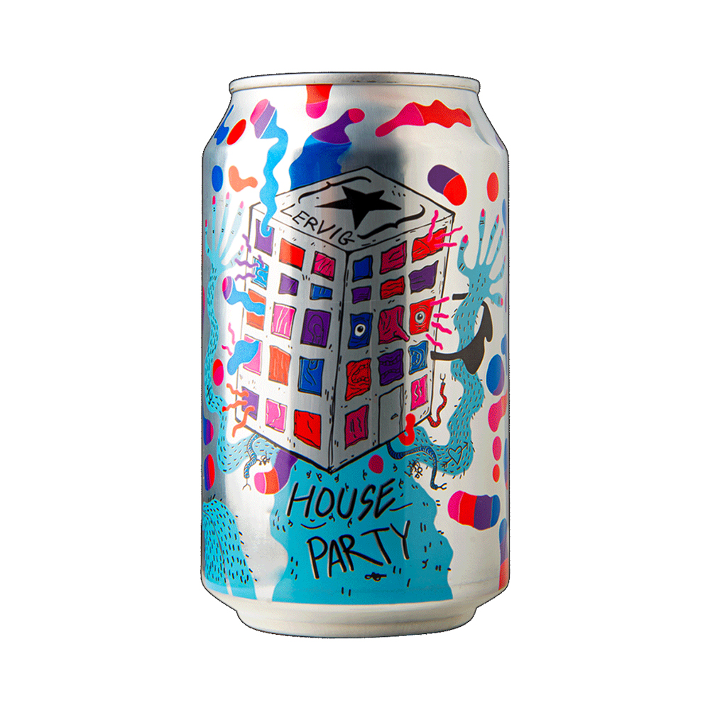 Lervig House Party Session Ale 330ml Can