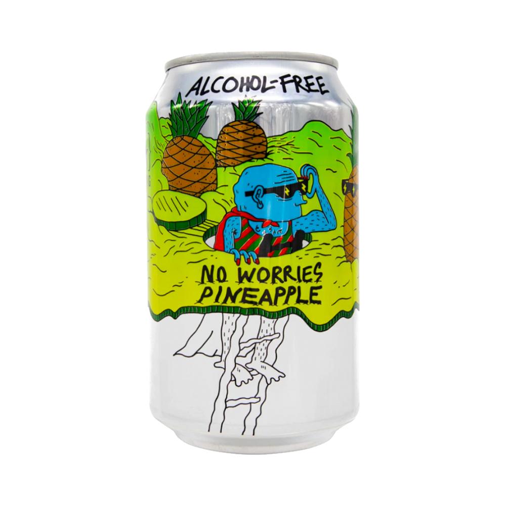Lervig No Worries Pineapple IPA 330ml