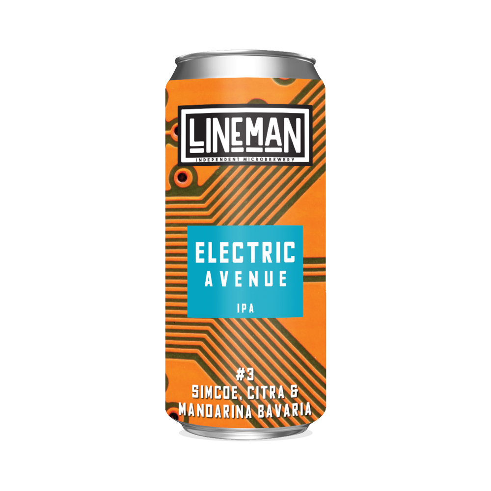Lineman Electric Avenue #3 440ml
