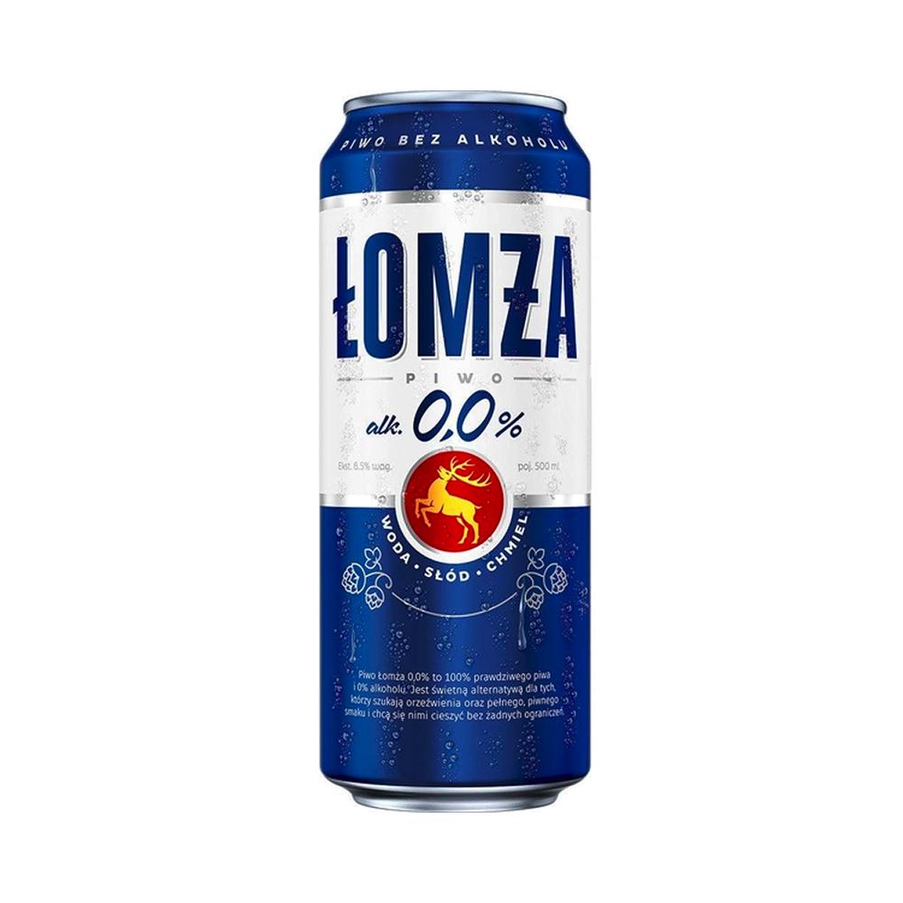 Lomza 0.0% 500ml Can