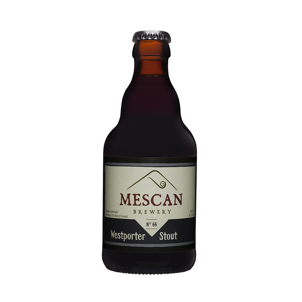 Mescan Westporter Stout 330ml