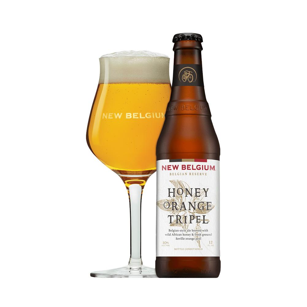 New Belgium Honey Orange Tripel 330ml