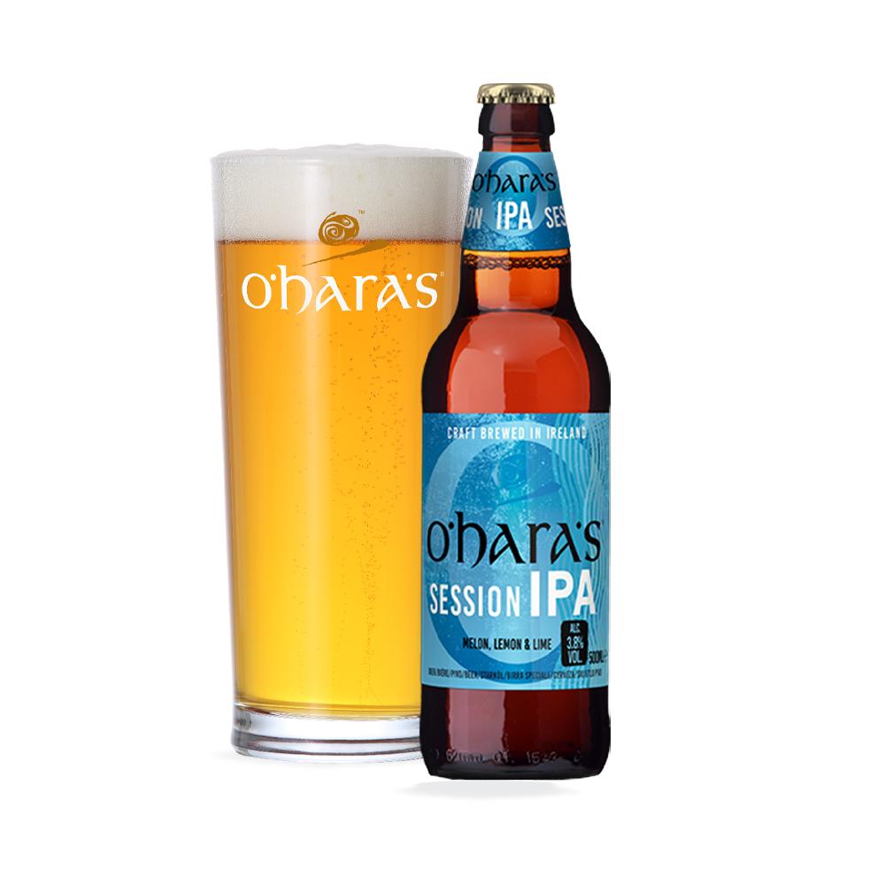 O'Haras Session IPA 500ml Bottle