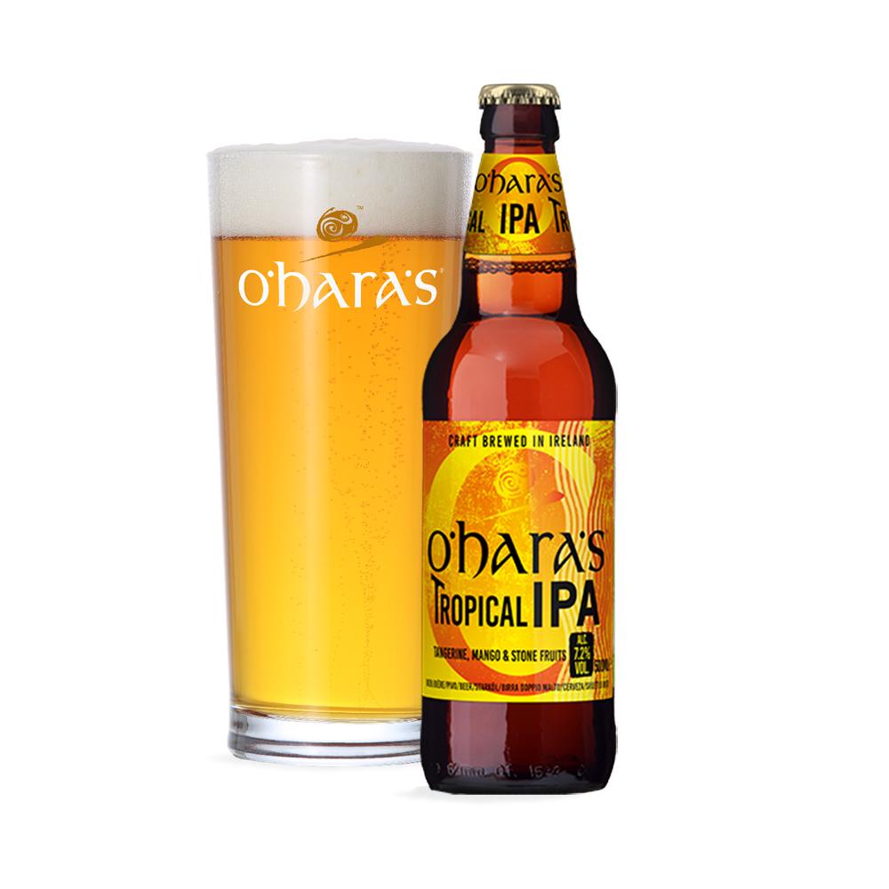 O'Haras Tropical IPA 500ml Bottle