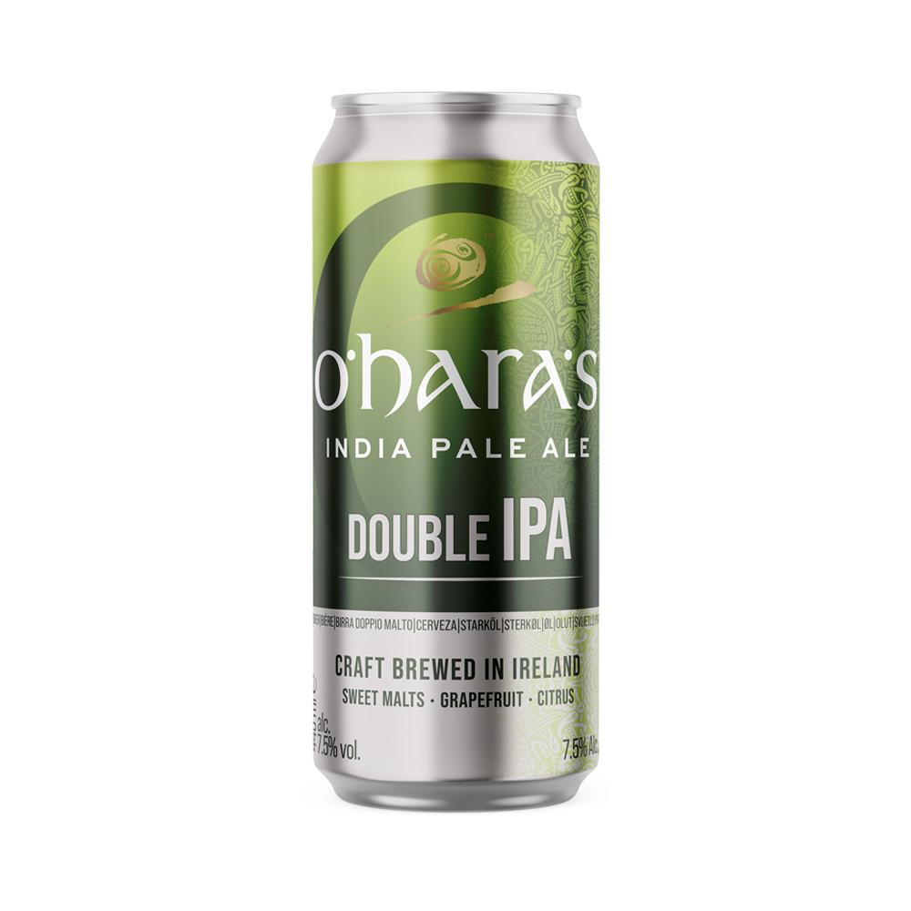 O'Haras Double IPA 500ml
