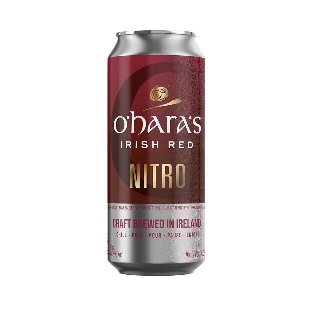 O'Haras Nitro Irish Red 440ml