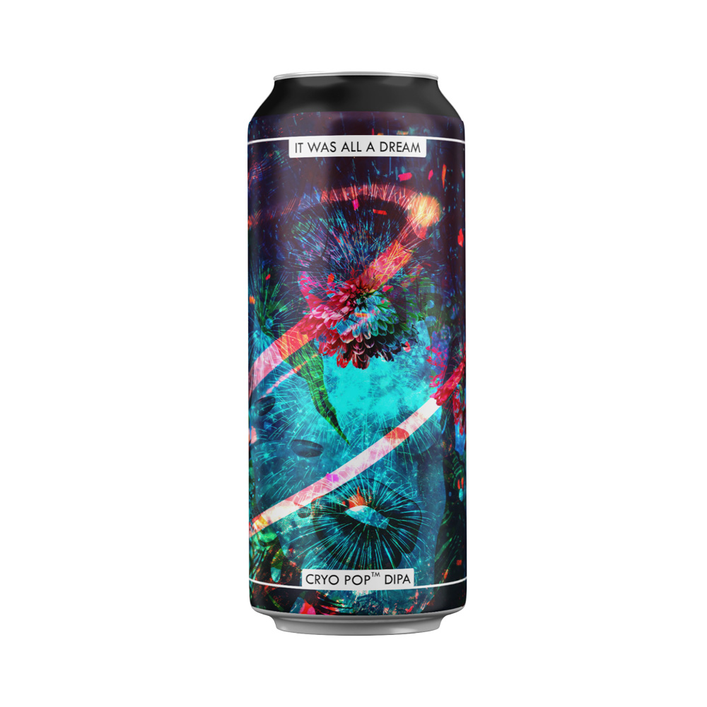 O Brother It Was All A Dream DIPA 440ml