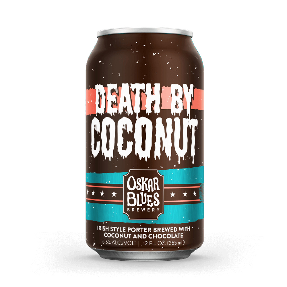 Oskar Blues Death By Coconut 355ml