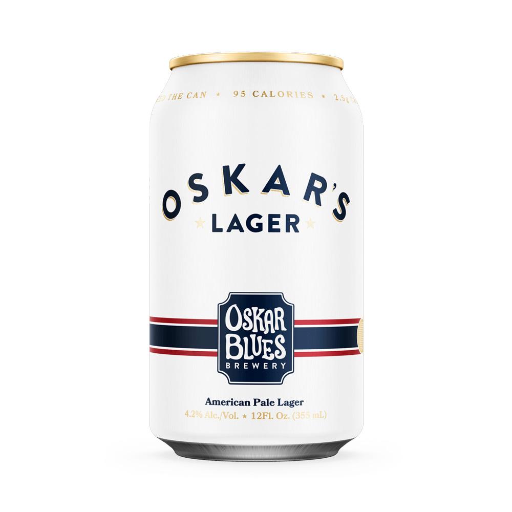Oskar Blues Oskar's Lager 355ml