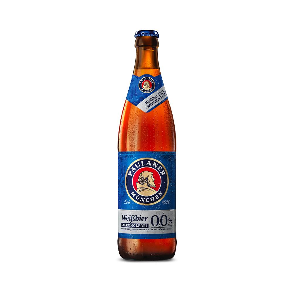 Paulaner Hefeweissbier Alkoholfrei 500ml