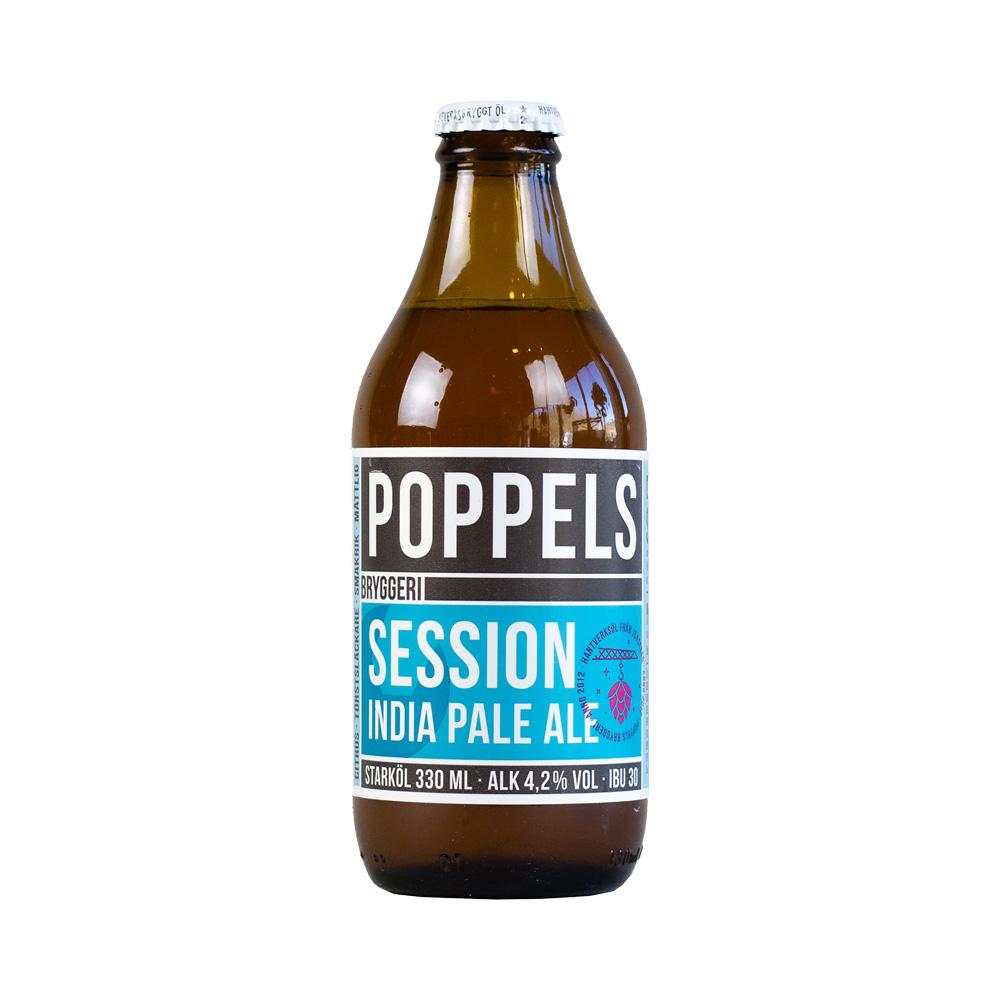 Poppels Session IPA 330ml