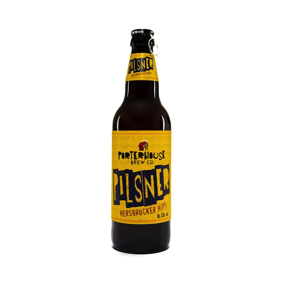 Porterhouse Pilsner Hersbrucker Hops 500ml Bottle
