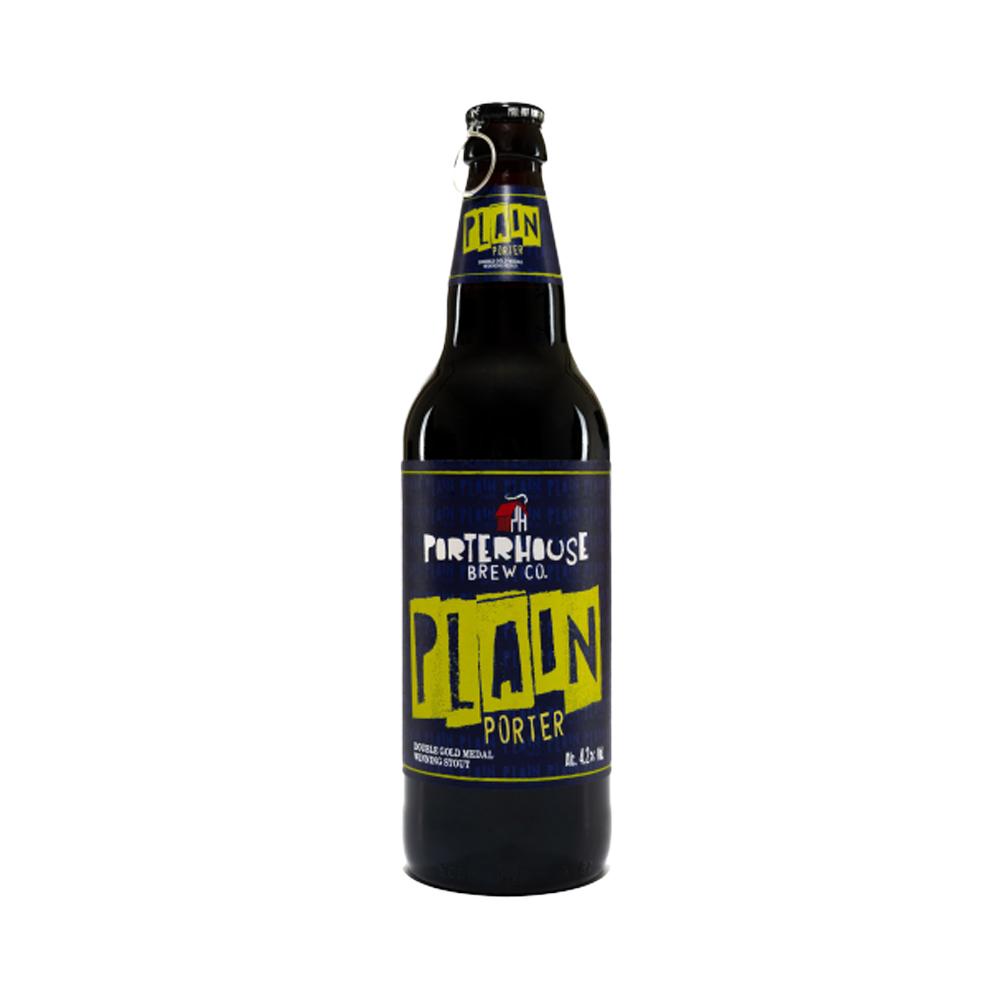 Porterhouse Plain Porter 500ml Bottle