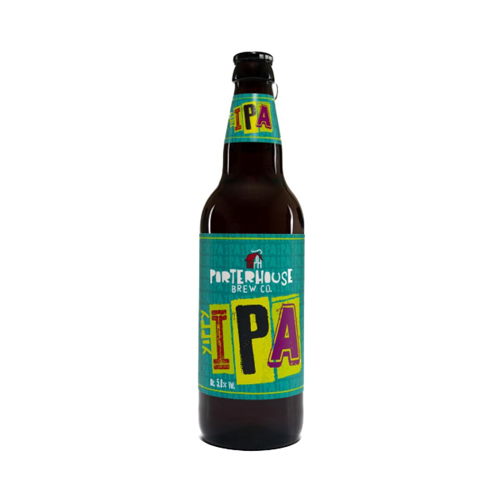 Porterhouse Yippy IPA 500ml Bottle