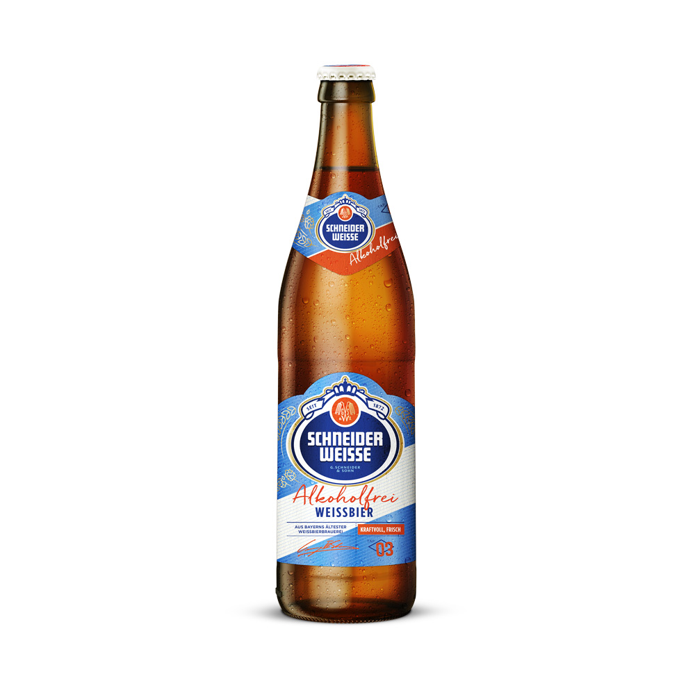 Schneider Weisse Tap 3 Alkoholfrei 500ml