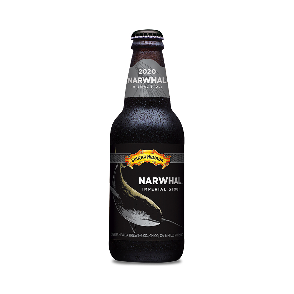 Sierra Nevada Narwhal Imperial Stout 355ml