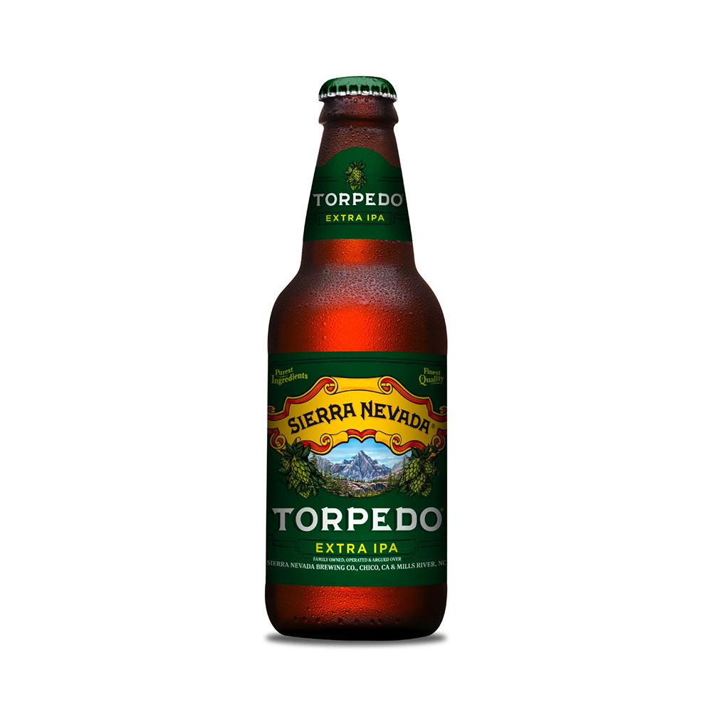 Sierra Nevada Torpedo Extra IPA 355ml Bottle