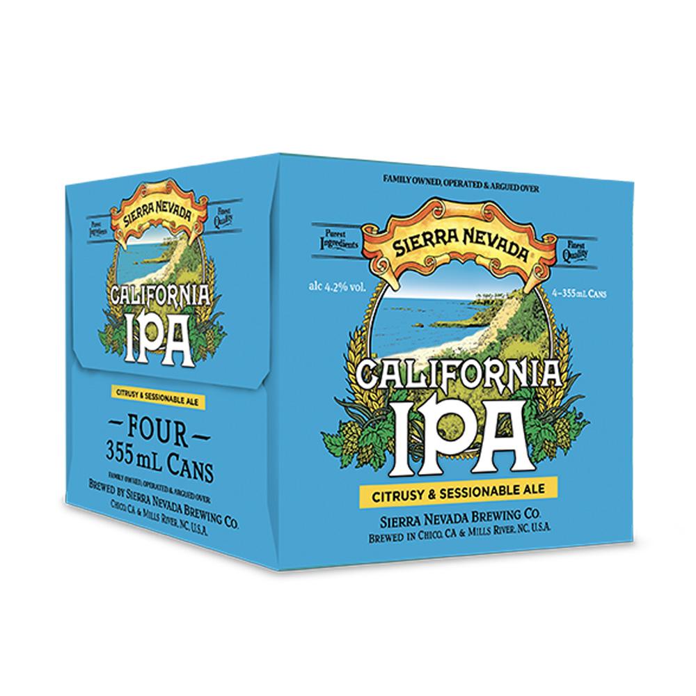 Sierra Nevada California IPA 355ml 4-pack