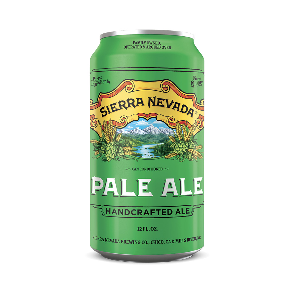 Sierra Nevada Pale Ale 355ml Can