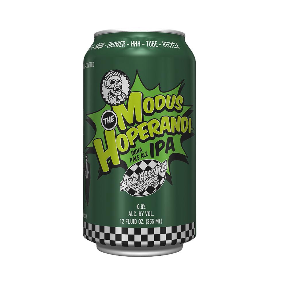 Ska Brewing Modus Hoperandi IPA 355ml Can