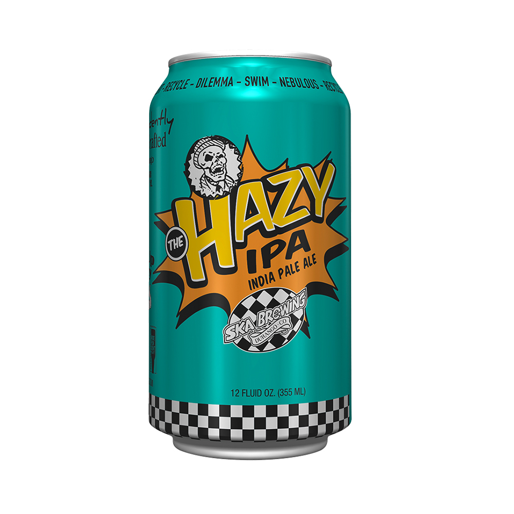 Ska Brewing The Hazy IPA 355ml Can