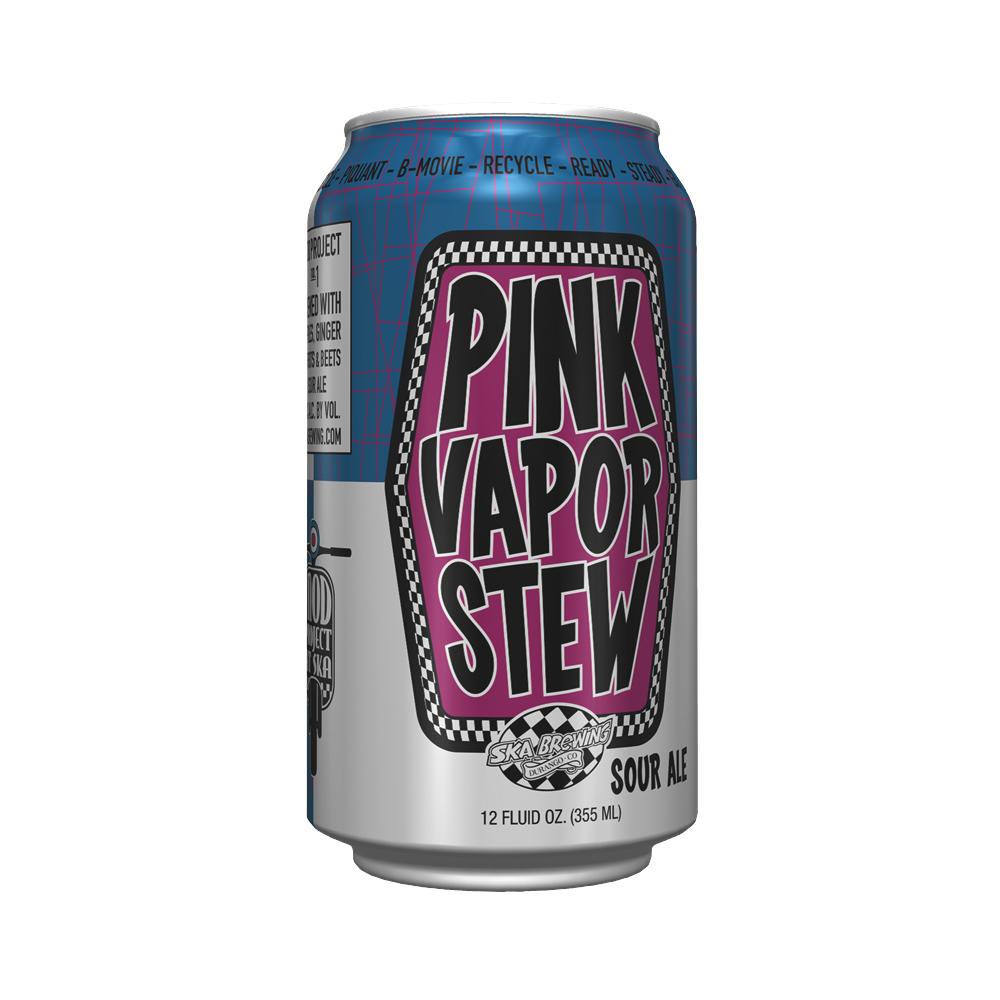 Ska Brewing Pink Vapor Stew Sour 355ml Can