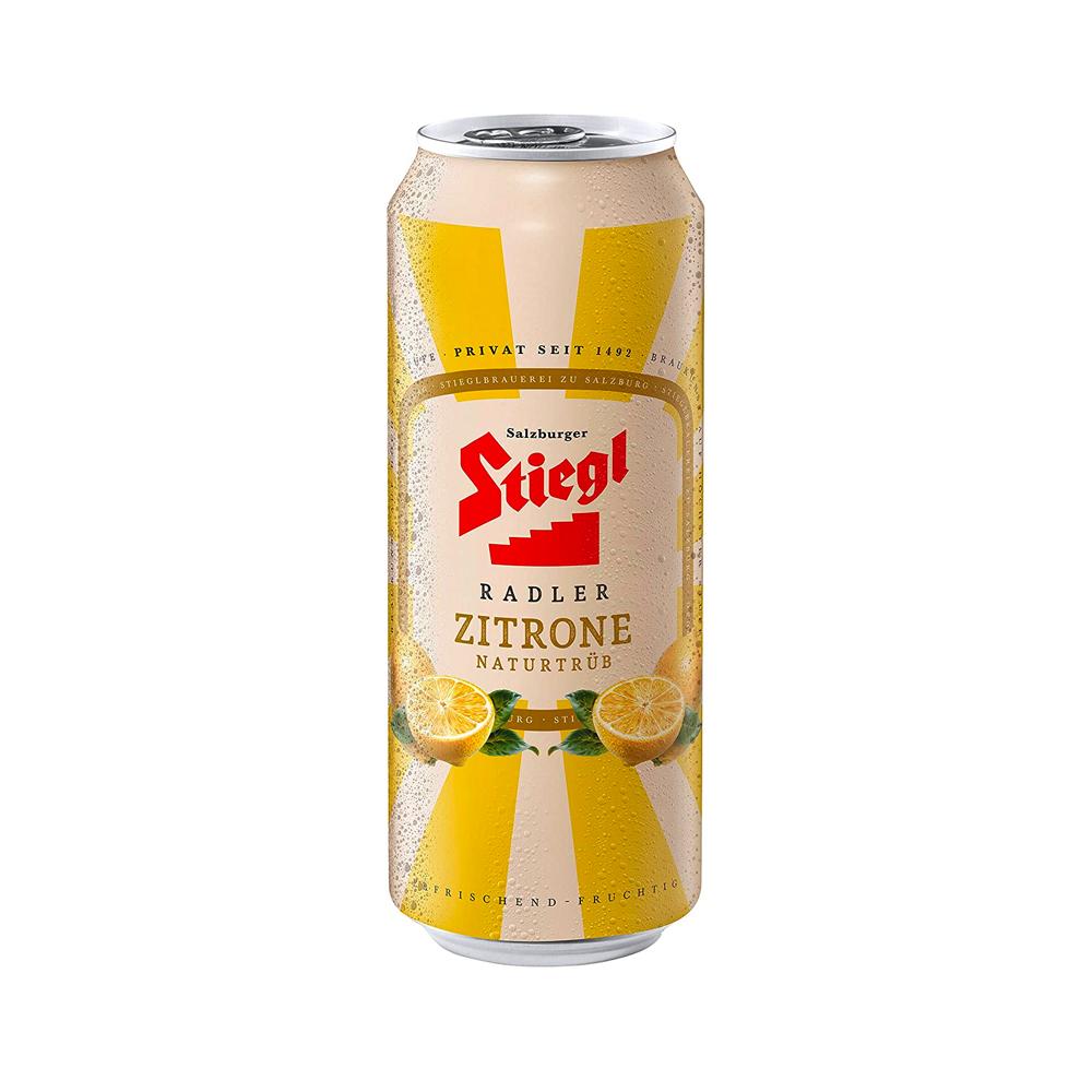 Stiegl Lemon Radler 500ml Can
