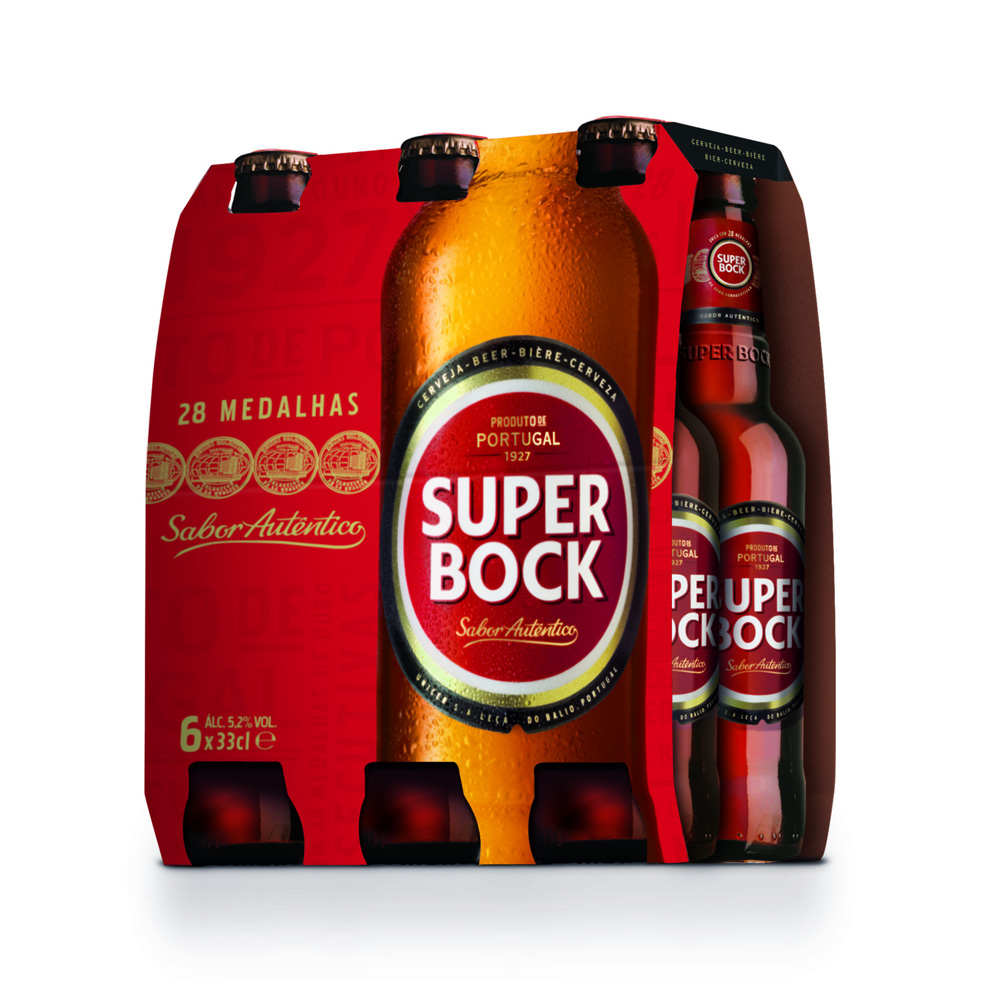 Super Bock 6-Pack 330ml