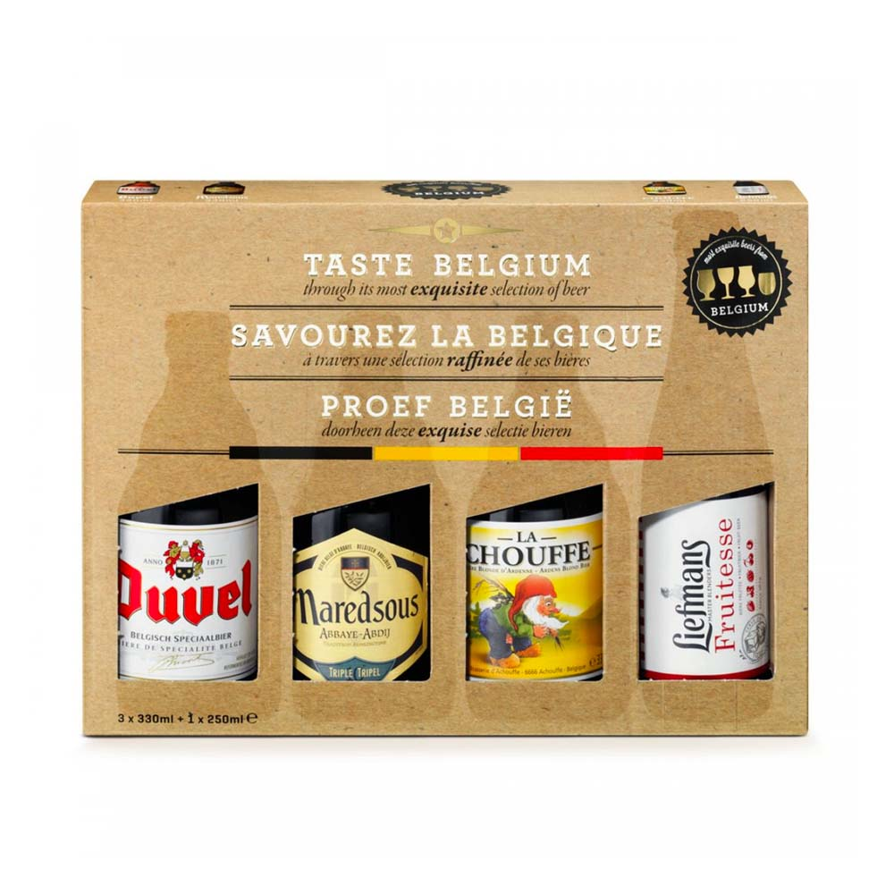 Taste of Belgium Gift Pack