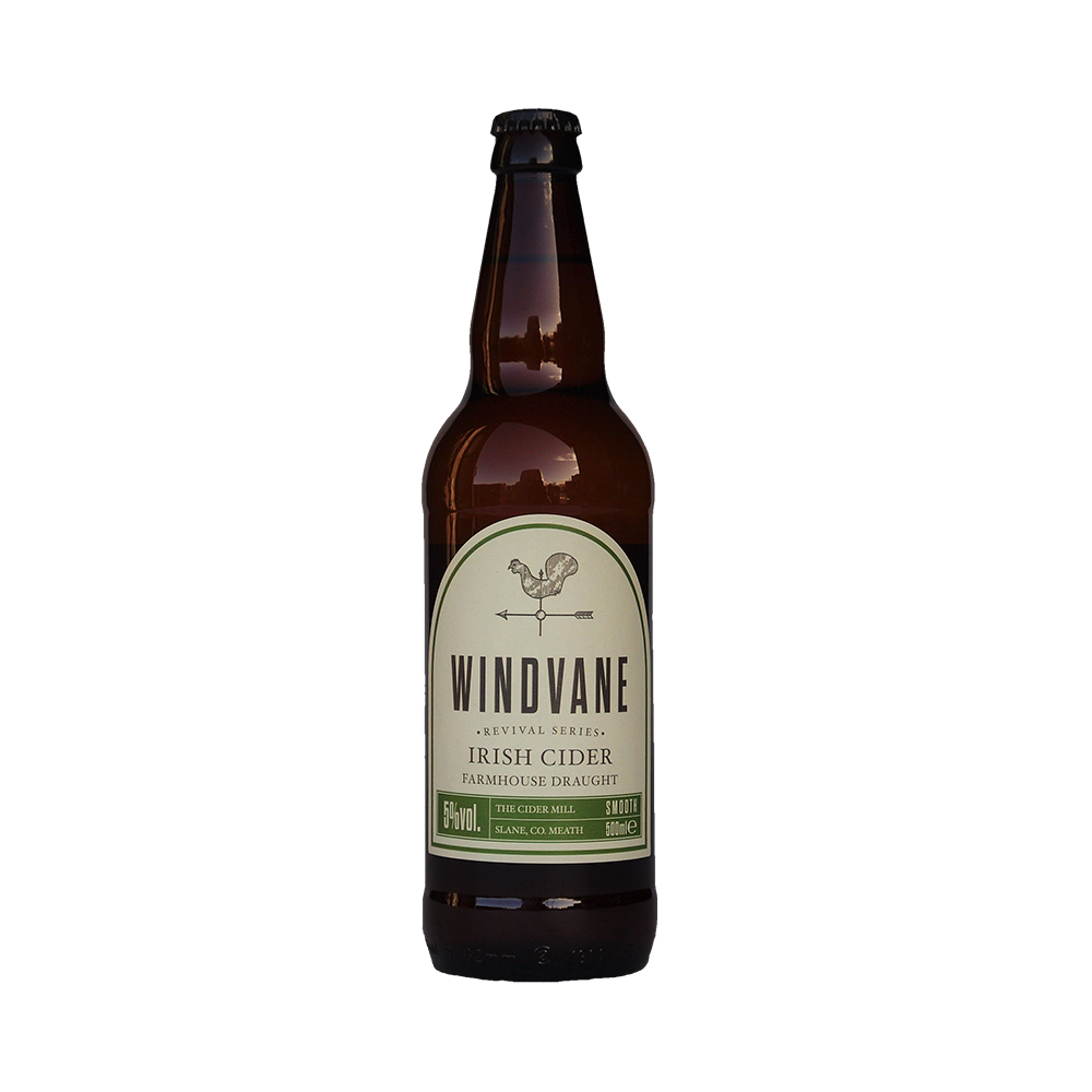 The Cider Mill Windvane Irish Cider 500ml