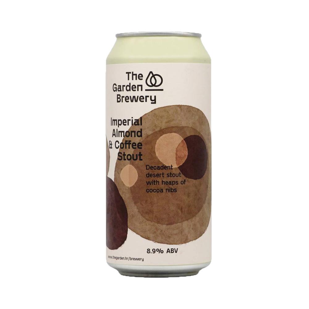 The Garden Imperial Almond & Coffee Stout 440ml