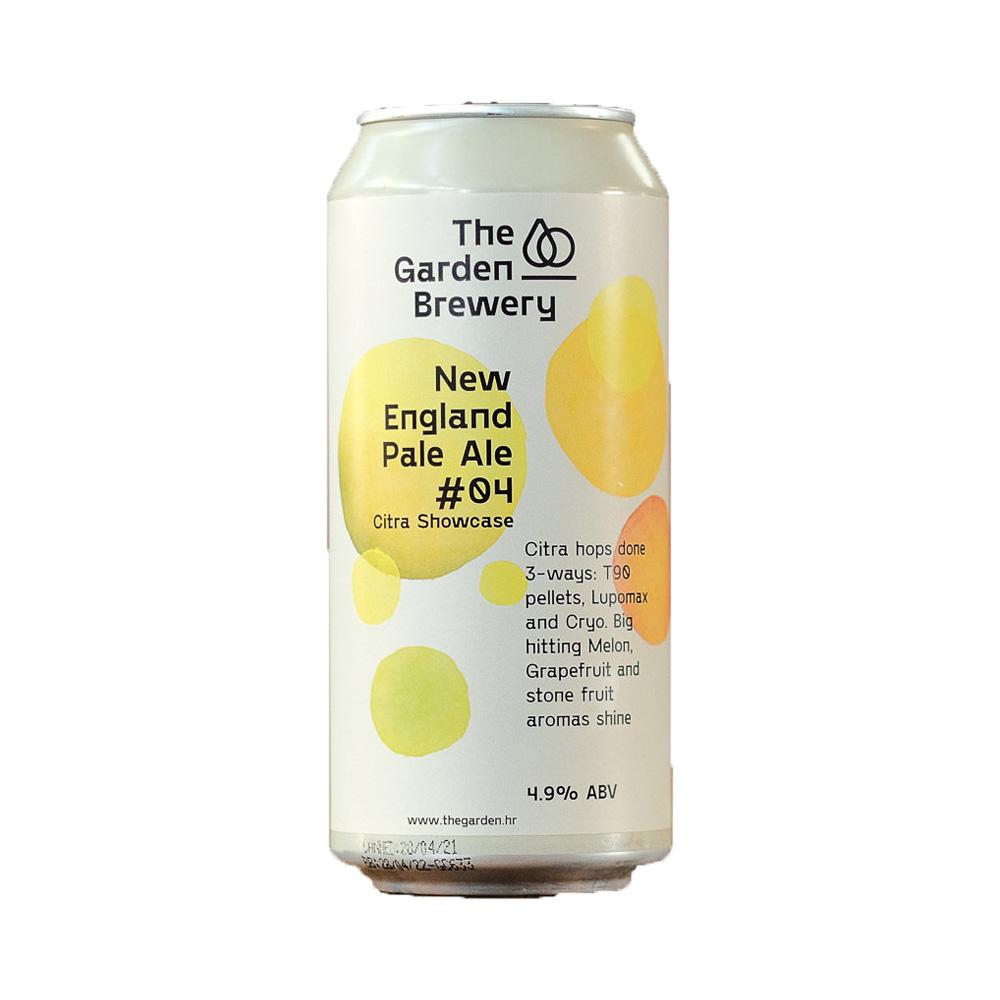The Garden New England Pale Ale #04 Citra Showcase 440ml