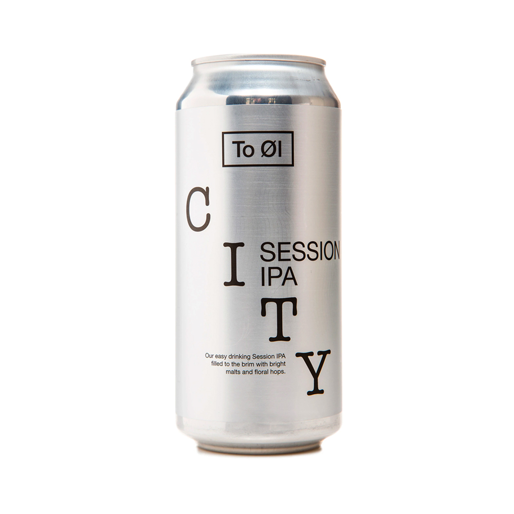 To Ol City Session IPA 440ml Can