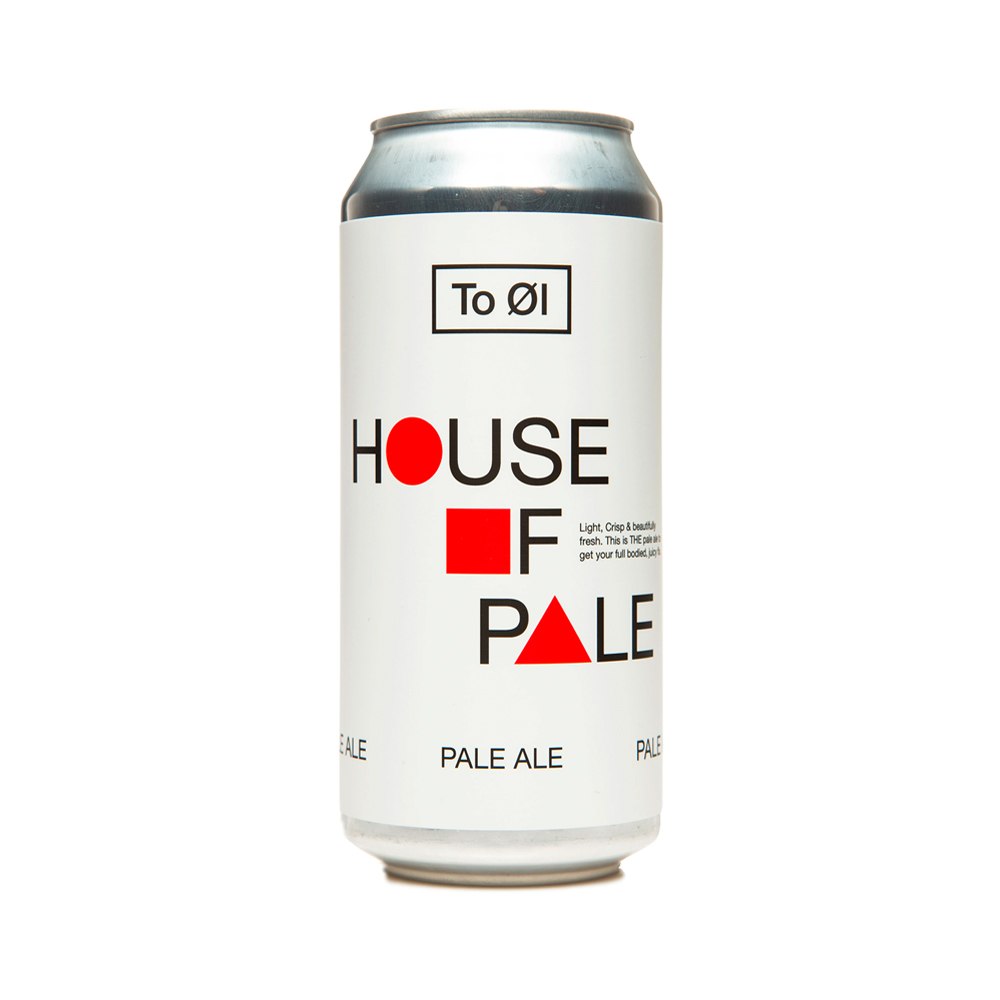 To Ol House Of Pale 440ml Can
