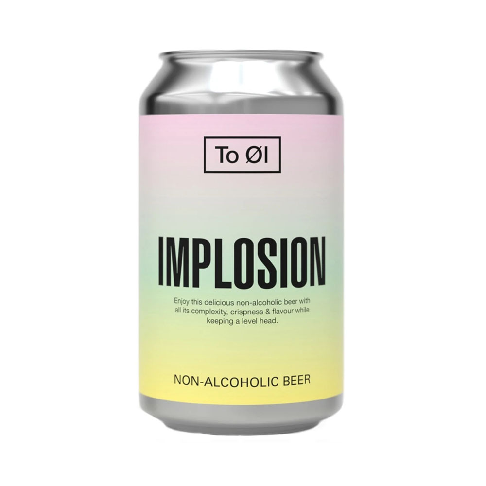 To Ol Implosion 330ml