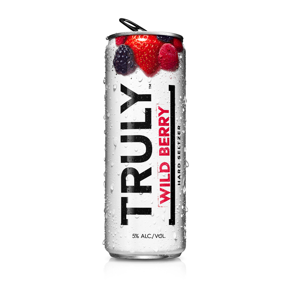Truly Wild Berry Seltzer 355ml