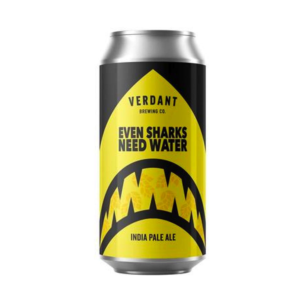 Verdant Even Sharks Need Water 440ml