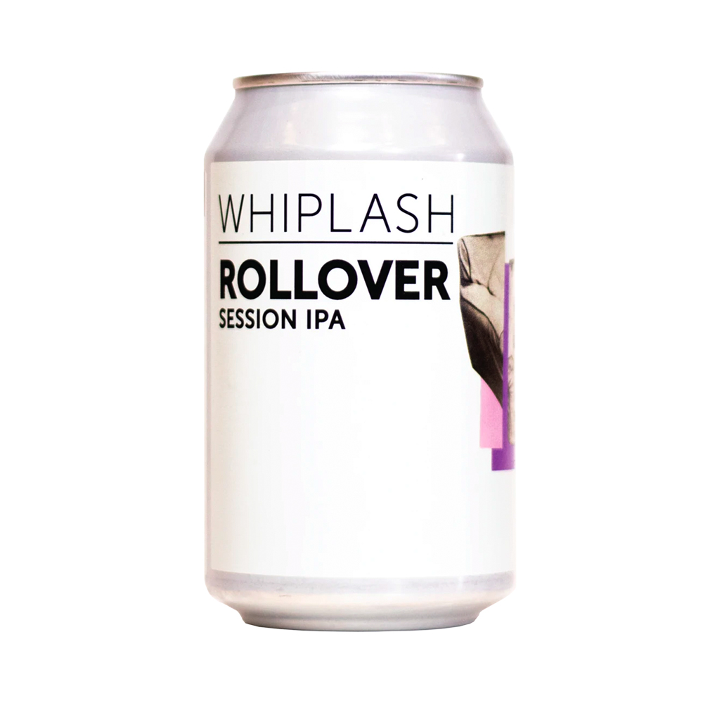 Whiplash Rollover Session IPA 330ml