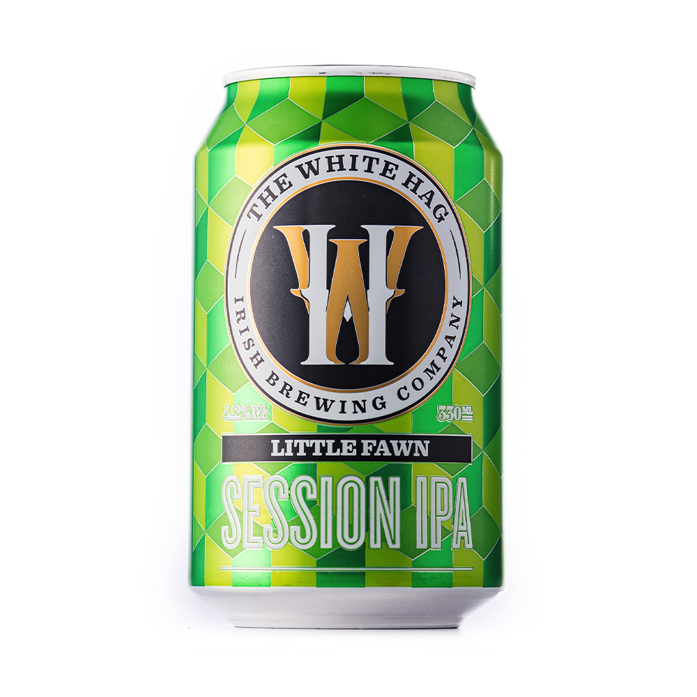 White Hag Little Fawn Session IPA 330ml Can