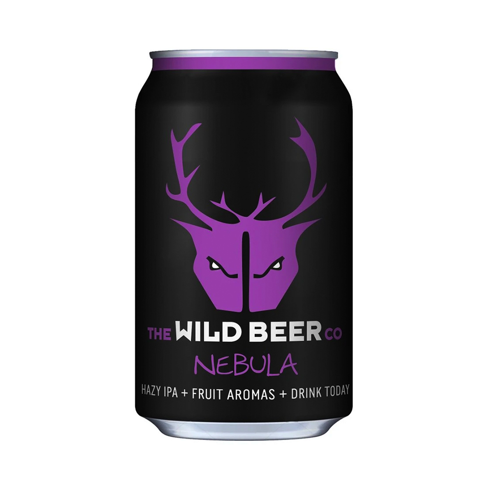 Wild Beer Nebula Hazy IPA 330ml Can