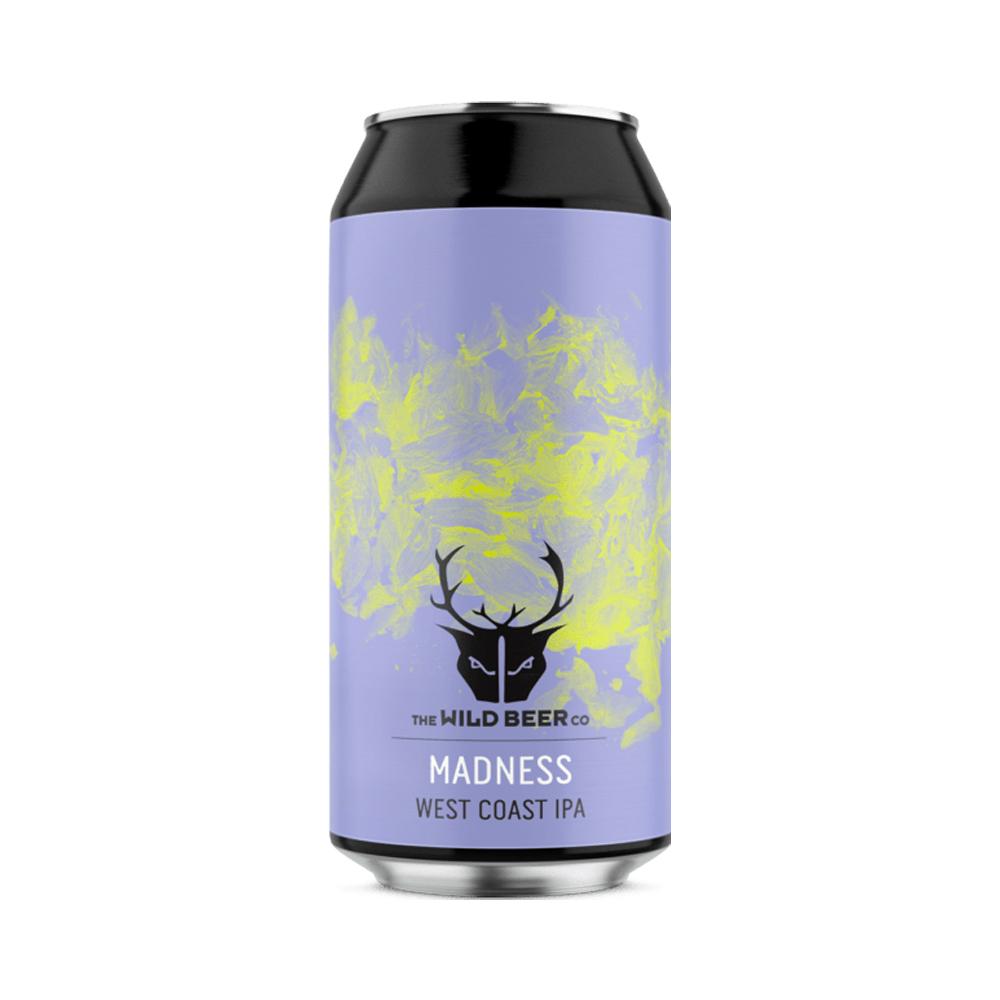 Wild Beer Madness IPA 440ml