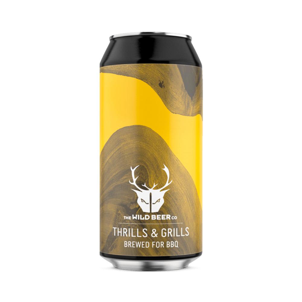 Wild Beer Thrills & Grills 440ml