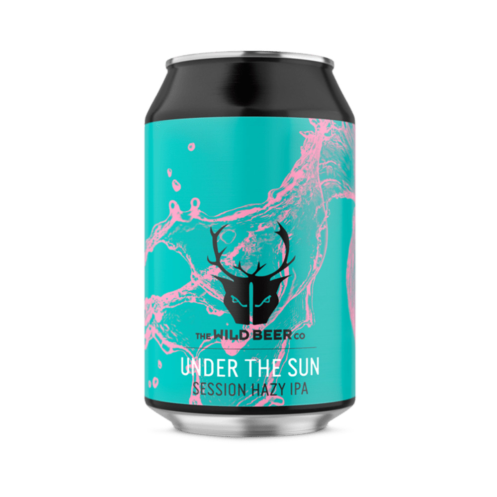 Wild Beer Under The Sun 330ml