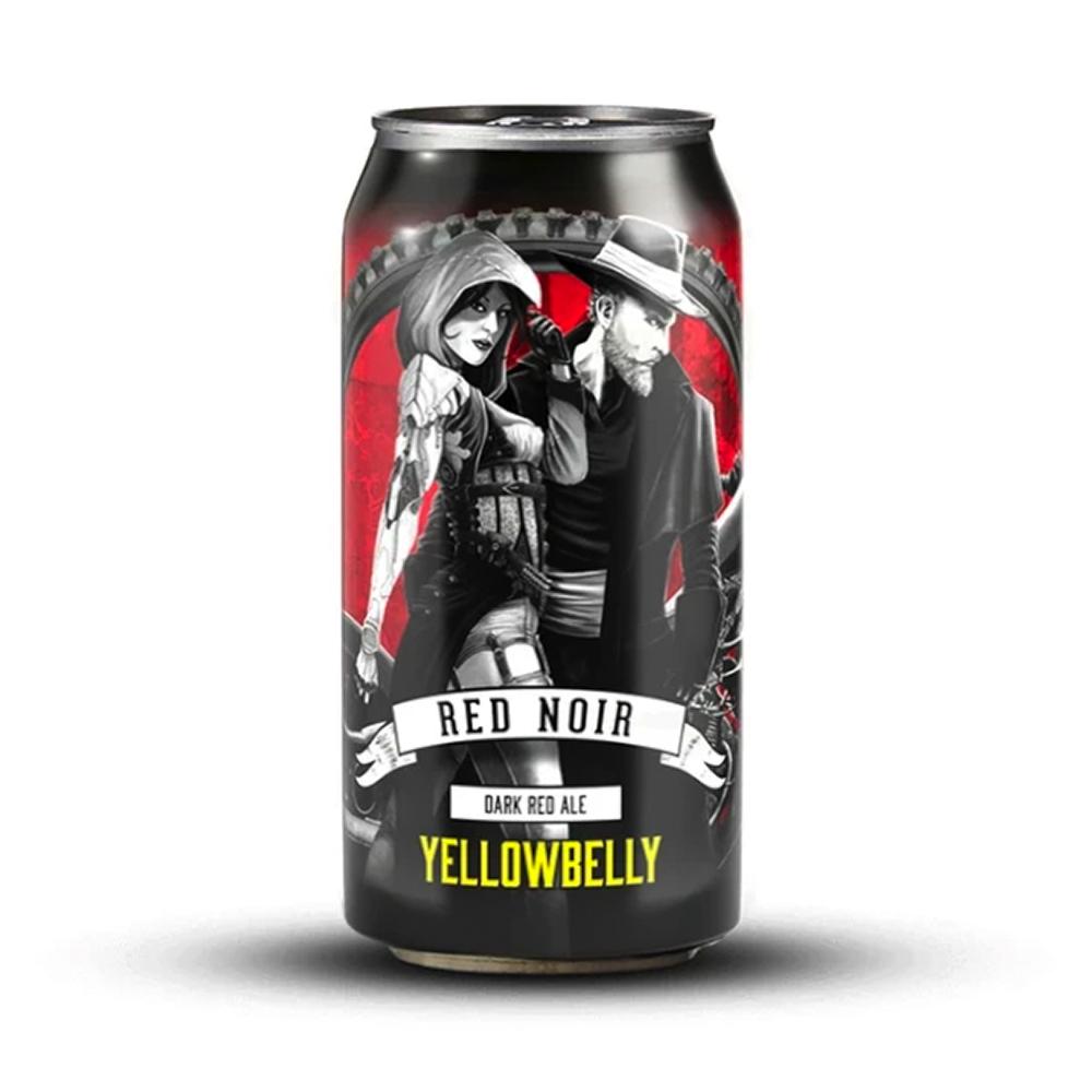 Yellowbelly Red Noir 440ml