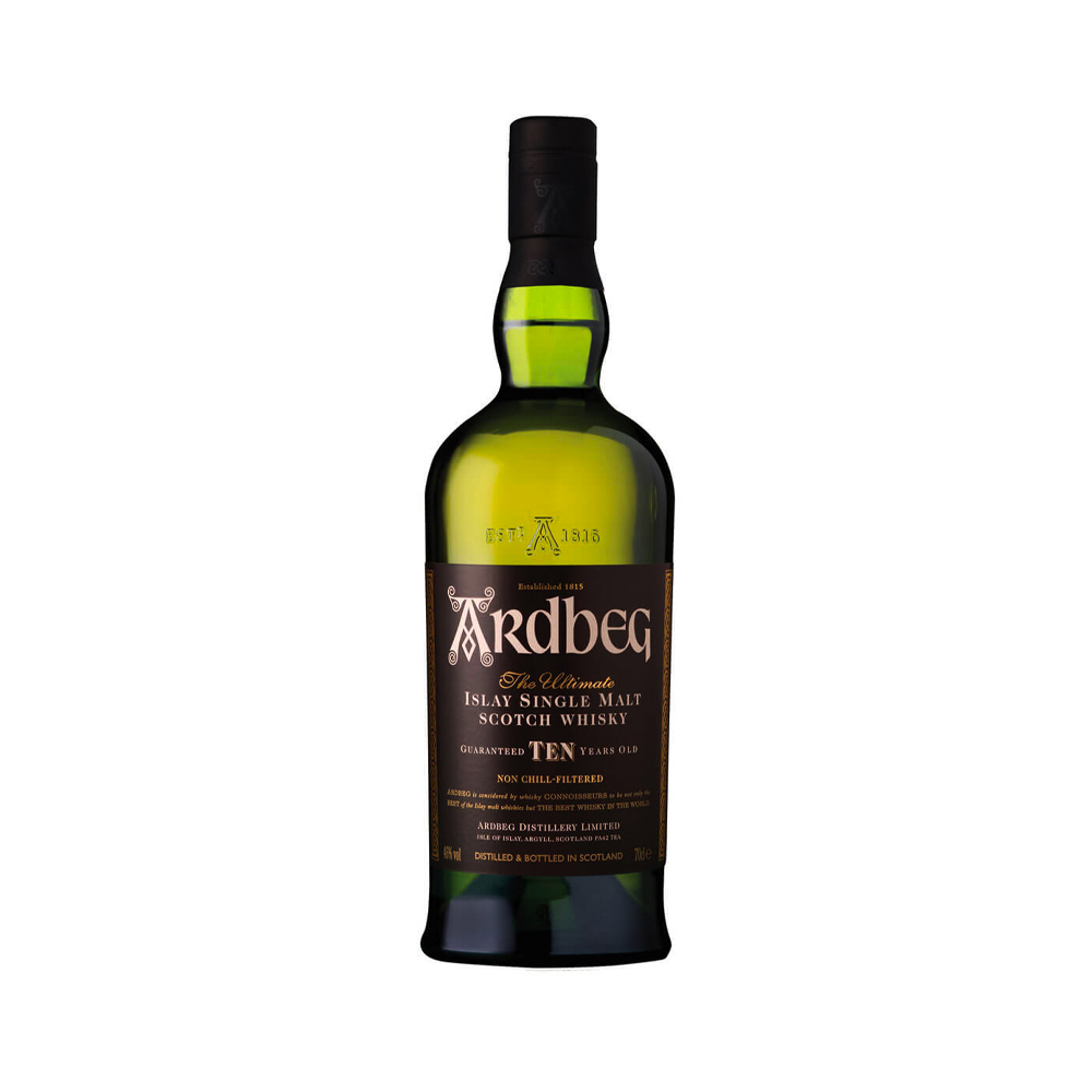Ardbeg 10 Year Old Single Malt Scotch Whisky 700ml