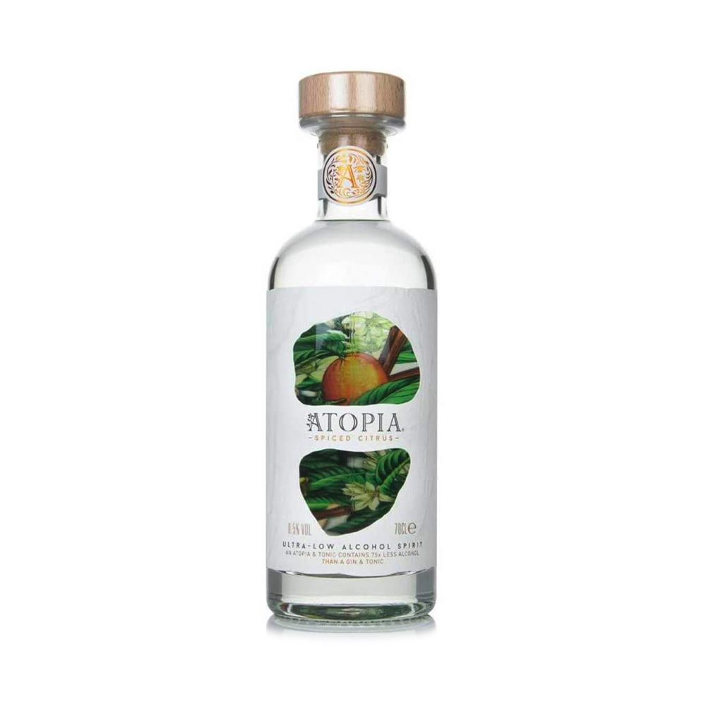 Atopia Spiced CitrusLow Alcohol Spirit 700ml