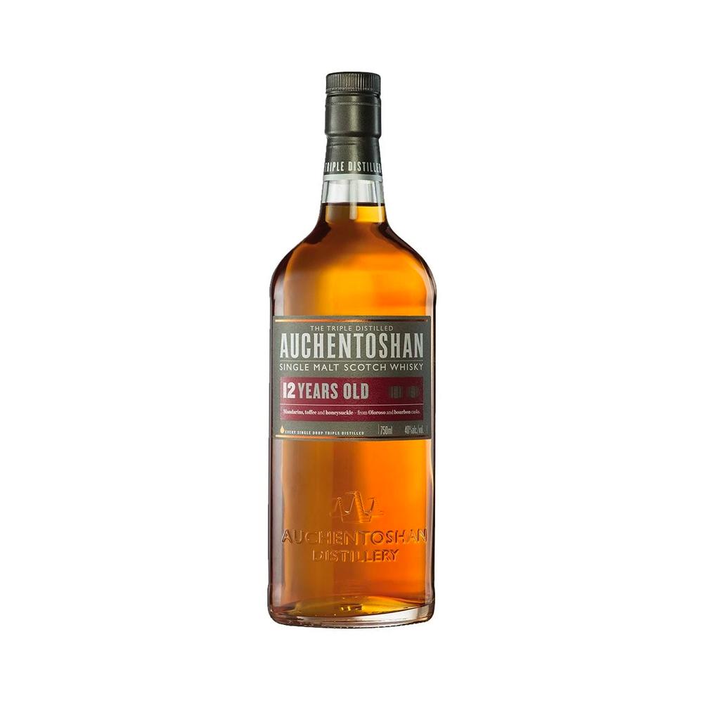 Auchentoshan 12 Year Old Single Malt Scotch Whisky 700ml